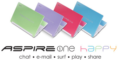 ACER HAPPY 4 COLOURS